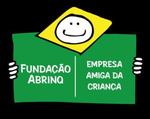 Selo Abrinq - Empresa Amiga da Criança